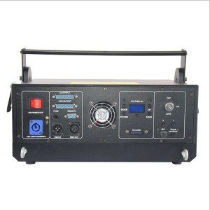 3W Laser Light System for Wedding, Event, DJ and Disco pictures & photos
