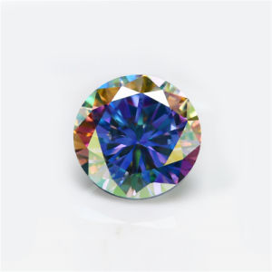 New Product Round Shape Brillant CZ Stone Mix Color Cubic Zirconia Gemstone pictures & photos