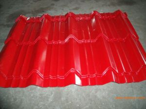 Color Coated Steel Coil Prepainted Galvanized Roofing Sheets pictures & photos
