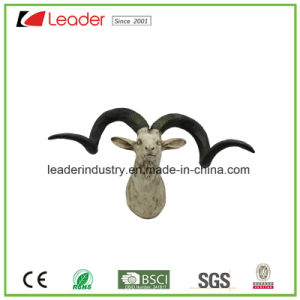 Decorative Polyresin Bull Head Wall Hangings for Home and Patio Decoration pictures & photos