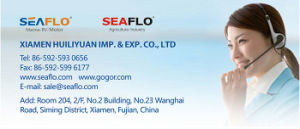 Seaflo New 55psi Portable Mini Electric Diaphragm Pump pictures & photos