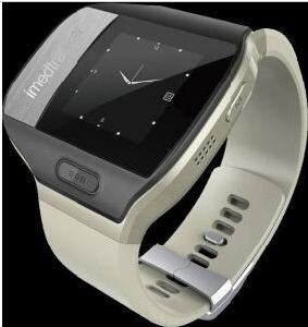 Smart Watch Tracker Mt-80 Built in 8 Memory Two Way Calling Perosnal Watch Locator pictures & photos