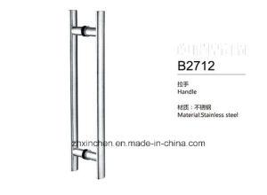 Xc-B2712 Furniture Hardware Bathroom Big Size Door Pull Handle pictures & photos
