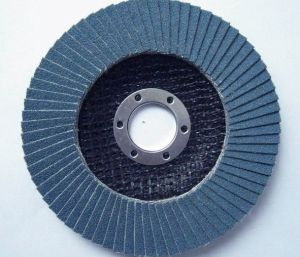 "Flap Disc Vertical 125mm X 22mm (5"" X 7/8"") pictures & photos"
