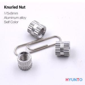 Aluminum Knurled Nut