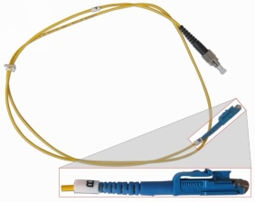 Optical Fiber Cable Lx. 5 Patch Cord pictures & photos