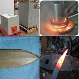 Pliers Heat Treatment Induction Heating Machine pictures & photos