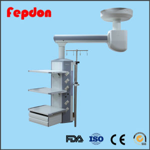 Electrical Single Arm Pendants for Anesthesia (HFP-DD240 380) pictures & photos