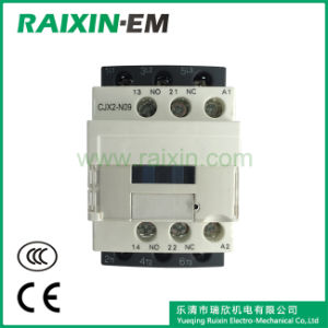 Raixin New Type Cjx2-N09 AC Contactor 3p AC-3 380V 4kw pictures & photos