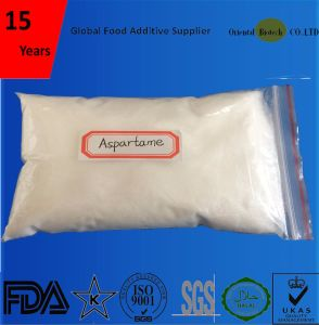 Food Sweetener Aspartame White Crystalline Powder pictures & photos