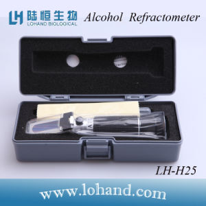 Red Wine Refractometer with Low Price (LH-H25) pictures & photos