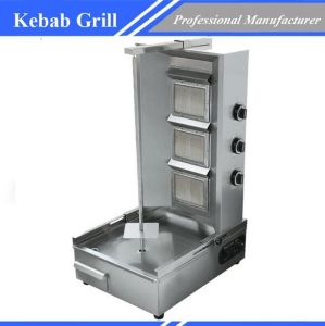 Gas Shawarma Machine Kebab Making Machine Grill Chz-892 pictures & photos