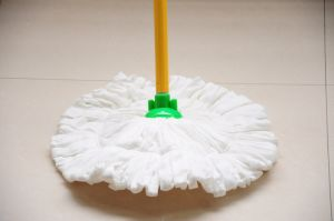 Big White Hygiene Semi Disposable Mop Head (YL120) pictures & photos