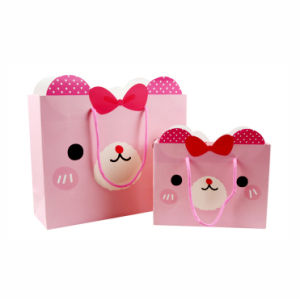 Fancy Cartoon Customized Art Paper Gift Packaging Bag pictures & photos