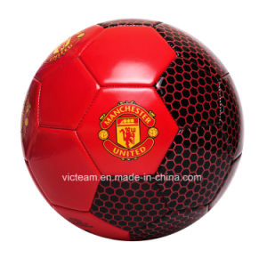 Low Price Small Size 3 2 1 Soccer Ball for Kids pictures & photos