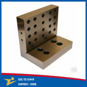 Stainless Steel Laser Cutting Machining Groundplatte Parts pictures & photos