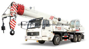 Top Quality The Best Truck Crane Qy16f of 16tons pictures & photos