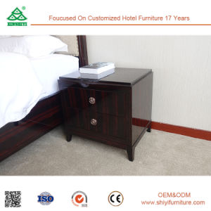 Ebony Wood Hotel Bedroom Furniture Hotel Furniture pictures & photos