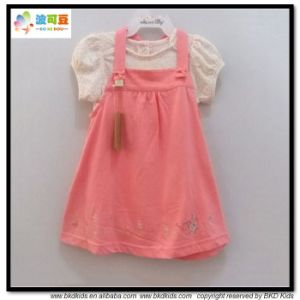 Long Sleeve Baby Clothes Custom Size Infant Dress pictures & photos