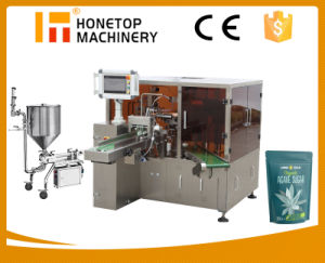 Auto Liquid Filling Sealing Machine pictures & photos