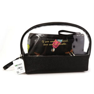 Two Sets of Cosmetic Bag Change Set New Cosmetic Makeup Bag (GB#0074) pictures & photos