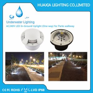 LED Underwater Undergrounde Lighting Light pictures & photos