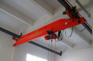 3t Underhung Single Girder Overhead Crane pictures & photos