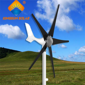 Hybrid Solar and Wind Generator (KSW-100W) pictures & photos