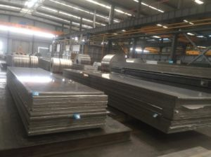 GB Standard Hot Sales 6082 T6 Aluminum Plate pictures & photos