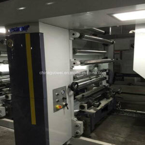 High-Speed 7 Motor 8 Color Gravure Printing Machine 150m/Min pictures & photos