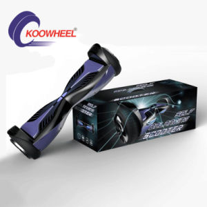 6.5 Inch Two Wheel Balance Electric Scooter Self Balancing Scooter Koowheel pictures & photos