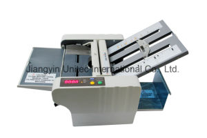 2016 Wholesale Products A4 Size Paper Folding Machine Office Use Ep-21f pictures & photos