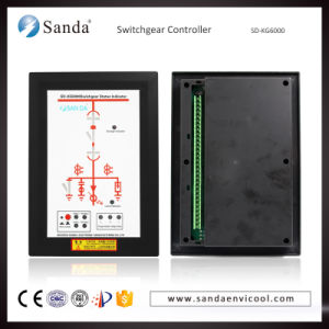 Switchgear Contol Device with Dynamic Simulation Function pictures & photos