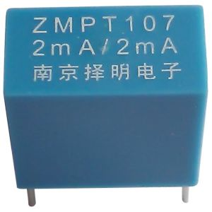 2mA PCB Mounting Current-Type Voltage Transformer/Miniature Voltage Transformer pictures & photos