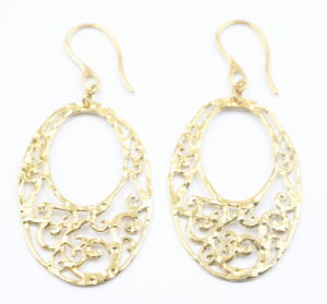 Cut out Designed Earrings for Fashion Jewelry Gift pictures & photos