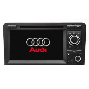 Double DIN Car Navigation System with DVD Bt Raido iPod 1080P 3G for Audi A4 2014 Andriod pictures & photos