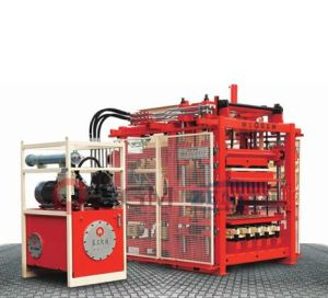 Germany Technology European Standard T10 Automatic Block Making Machine pictures & photos