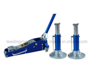 3000lb Hydraulic Auminum Racing Jack with Aluminum Jack Stand pictures & photos