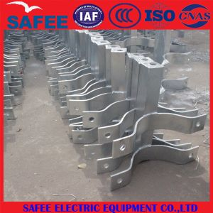 China Cross Arm (overhead line) Galvanized Angle Steel pictures & photos