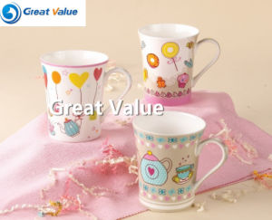 12oz Customized Ceramic Souvenir Cups pictures & photos