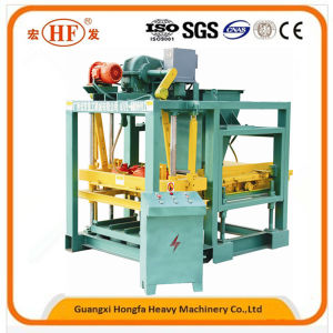 Automatic Soil Brick Machine Interlocking Block Making Machine Qtj4-25b pictures & photos