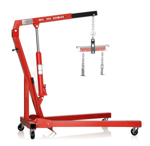 2 Ton Floding Shop Crane (ZW02-1E) pictures & photos