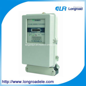 3 Phase 4 Wire / 3 Phase 3 Wire AC Active Electronic Energy Meter (DTS256/DSS256) pictures & photos