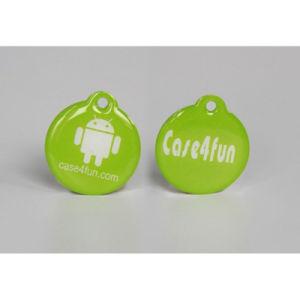 Customized PVC NFC Smart Epoxy RFID Tag/ Passive RFID Tag/RFID Sticker Tag pictures & photos