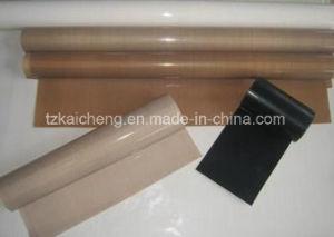 High Temperature Resistant Non Stick PTFE Glass Fiber Cloth pictures & photos