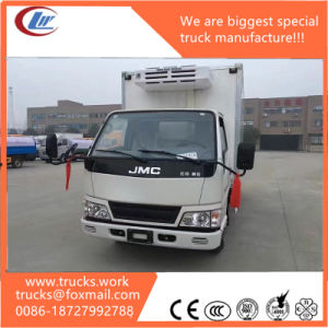 Multi-Temperature 3.1m Reefer Truck Body Light Duty Refrigerated Truck pictures & photos