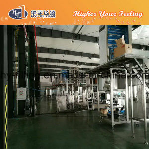 Milk Aseptic Carton Filling Machine pictures & photos