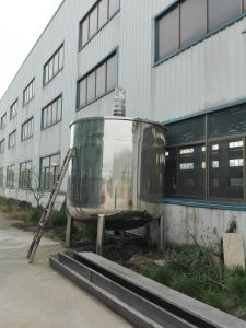 10000L Mixing Tank with Flat Lid for Shampoo/Hand Soap/Detergent pictures & photos