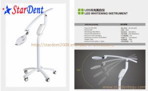 Dental LED Cool Light Teeth Whitening Bleaching Machine Mobile of Lab Hospital Medical Surgical Equipment pictures & photos