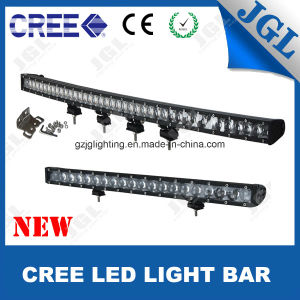 30′′/40′′/50′′ Inch LED Curved Bar Light CREE 4D Car LED Bar